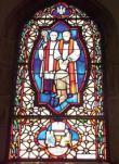 Vaticaan glas in lood
