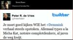 Twitter Peter Joris